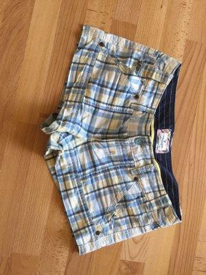 American Eagle Outfitters Pantalone corto multicolore