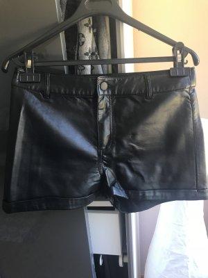 H&M Divided Shorts black