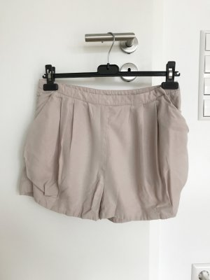 Shorts aus Lyocell, H&M Conscious, 36, nude