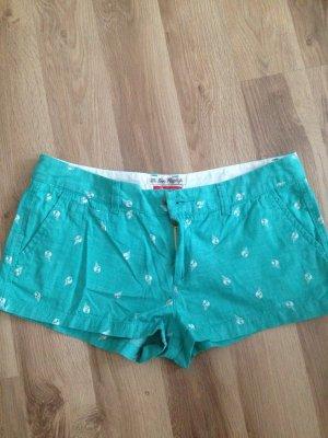 Shorts aus Stoff von Playlife Gr.34 Neu Neu Neu ungetragen * schicke Eistüten Optik *