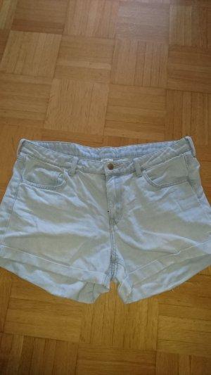 H&M Short azuur