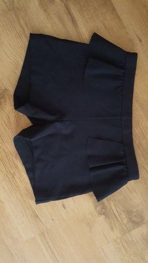 Baum und Pferdgarten High-Waist-Shorts dark blue