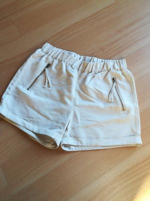 Shorts beige creme Vero Moda