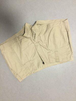 Shorts beige Vero Moda kurze Hose Chino Gr 38