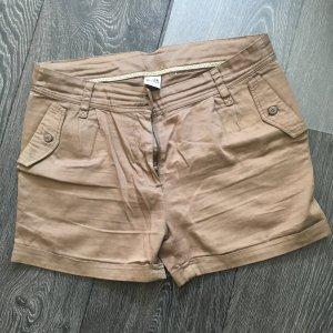 Shorts/Bermuda camel