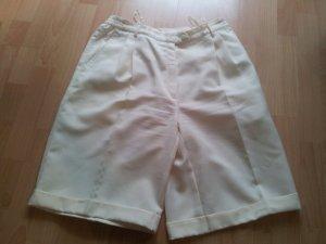 Shorts Bermuda creme vanille Gr. 42