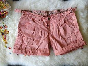 Shorts/ Bermudas Lachsfarben Größe 36 S