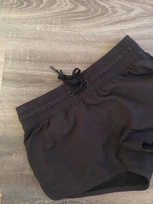 H&M Sport Sport Shorts black