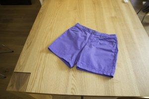 Esprit Pantalon court multicolore coton