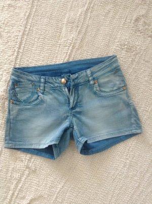 Shorts / blau / Gr. 34 XS