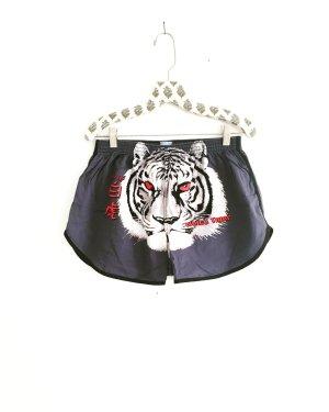 shorts / boxer shorts / tiger shorts / vintage / grau  / vintage