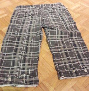 Shorts bzw. 3/4 Hose im Karolook