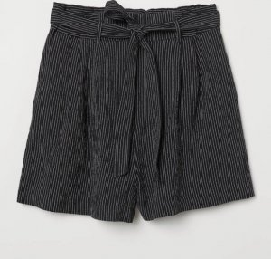 H&M Short wit-zwart