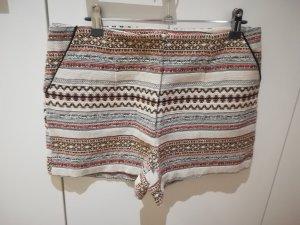 Shorts Camaieu Ikatmuster Gr. 38