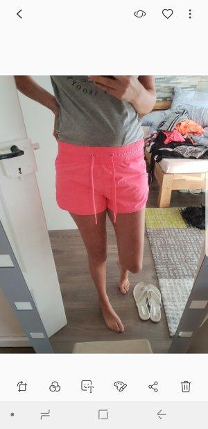 H&M Shorts rosa