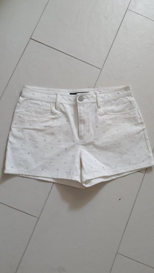 Marc Jacobs Short en jean blanc