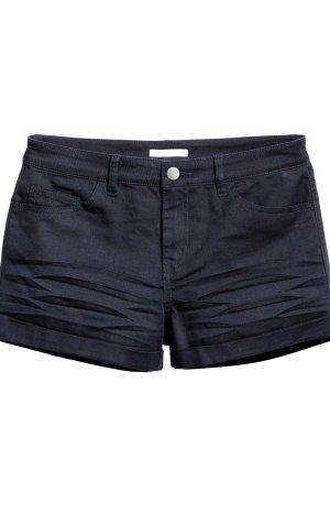 Shorts Dunkelblau von H&M
