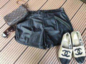 Shorts ESPRIT PU Leder Gr.38