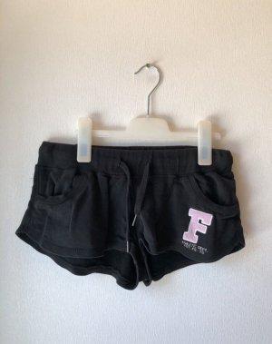 FB Sister Sport Shorts black-light pink