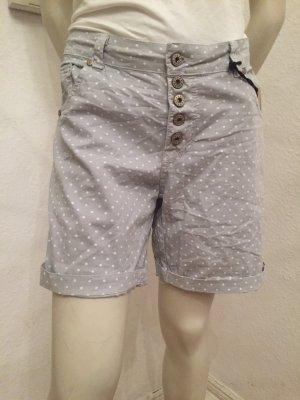 Shorts gepunktet (made in Italy) Gr.XL