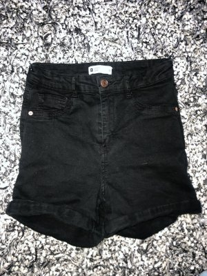 Gina Tricot Hot pants nero