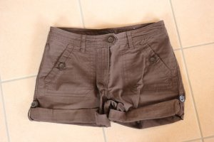Shorts H&M, braun, Größe 38