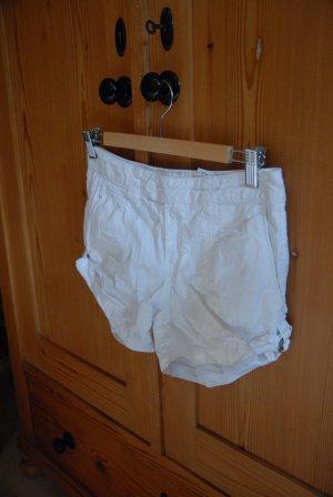 Shorts, H&M, Gr. 34, weiß