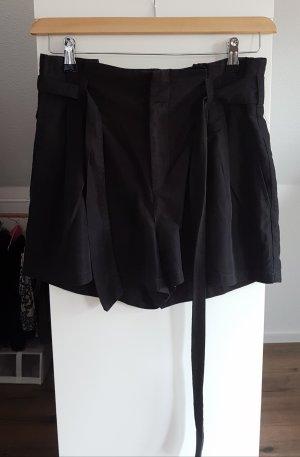 Shorts H&M schwarz Highwaist