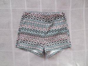Shorts High Waist von H&M, Gr. 40