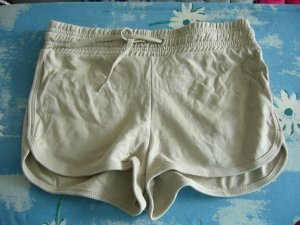 Shorts Hot Pants beige XS 34