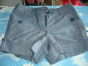 Shorts Hot Pants Denim Jeans H&M XS 34 100% Baumwolle