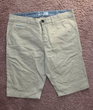 Tom Tailor Sport Shorts cream-oatmeal