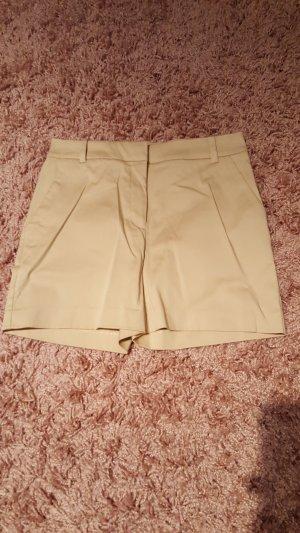 shorts in beige von hallhuber