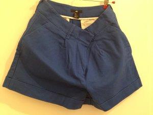 Shorts in blau von H&M