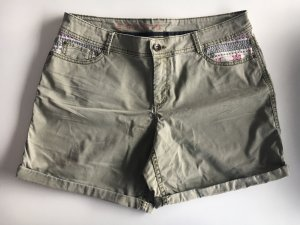 Shorts in Khaki von Esprit