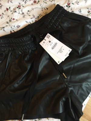Bershka Hot pants zwart