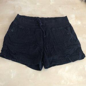 Shorts in Leinenoptik von H&M