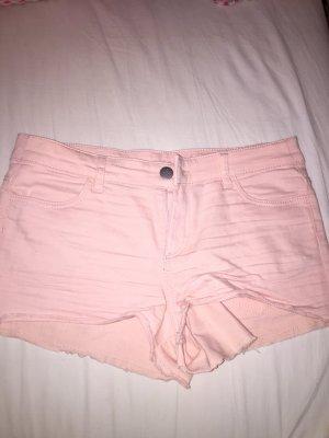 Shorts in rosa von H&M