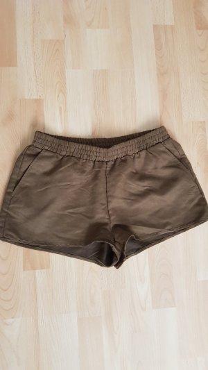H&M Shorts marrone
