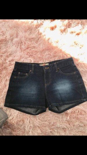 Route 66 Shorts blue