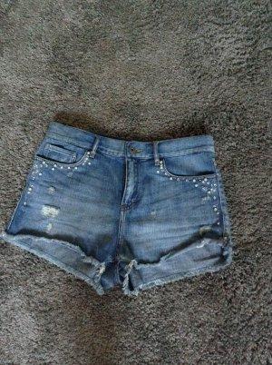 Shorts Jeans mit Strass NEU von Benetton