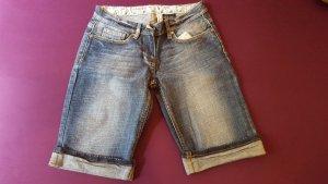 Shorts, Jeans Shorts im 5 Pocket Stil