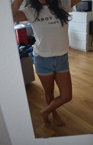 shorts jeans von review gr. M