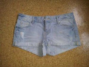 Shorts Jeansshorts hellblau