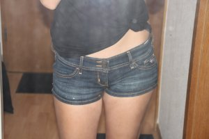 Shorts Jeansshorts Hollister Hotpants