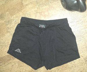 Shorts Kappa schwarz