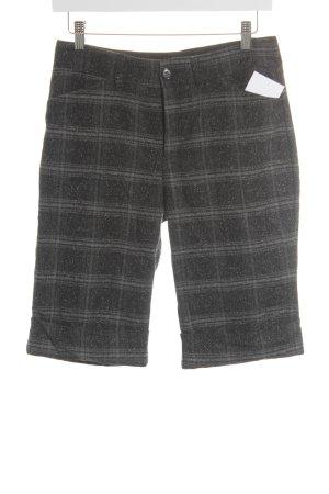 Shorts Karomuster Casual-Look