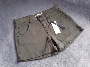 Shorts Khaki Grün Neu Only Gr. 36