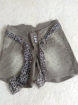 Shorts / Khakie / Gr. S / NEU