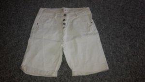 Shorts kurz beige S